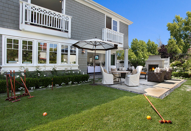 Backyard Ideas. Small Backyard Design Ideas. #Backyard #SmallBackyard Fleming Distinctive Homes.