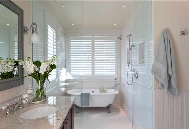 Bathroom Design Ideas. Bathroom. AlliKristé Custom Cabinetry and Kitchen Design.