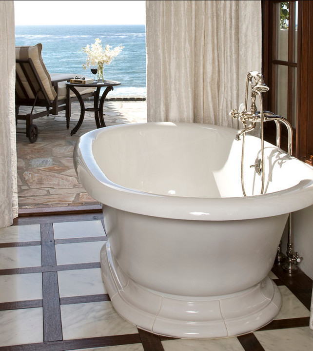 Bathroom Ideas. Bathroom Freestanding Tub Ideas. #Bathroom #Freestandingtub Marengo Morton Architects.