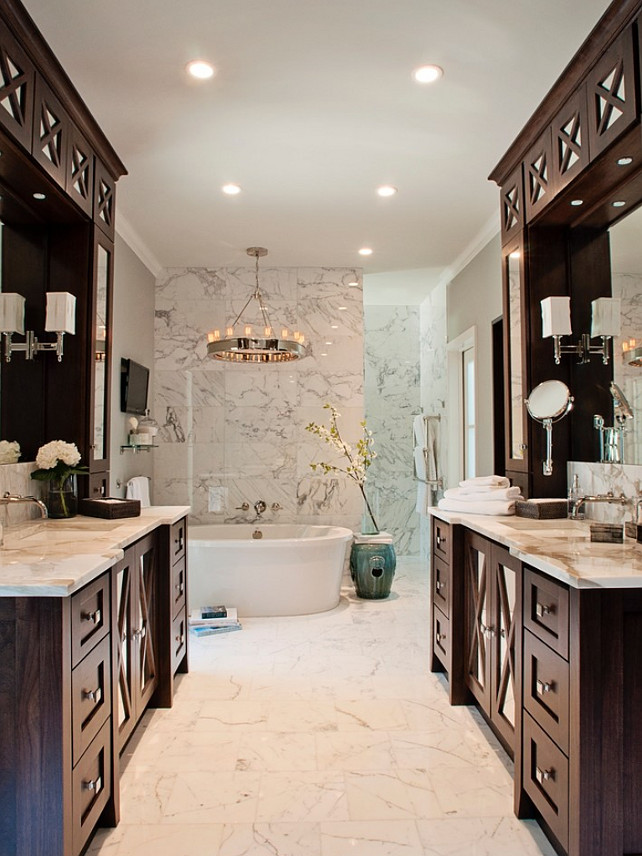 Bathroom Ideas. Master Bathroom Ensuite Design. BRADSHAW DESIGNS LLC.