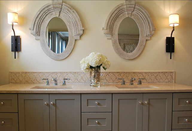 Bathroom Vanity. Bathroom Vanity Ideas. Lisa Gabrielson Design.