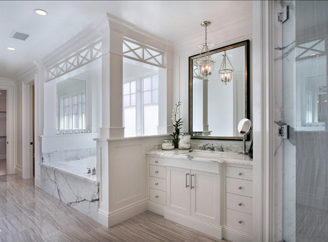 Bathroom. Bathroom Design. Bathroom Design Ideas. #Bathroom #BathroomDesign #BathroomIdeas Fleming Distinctive Homes.
