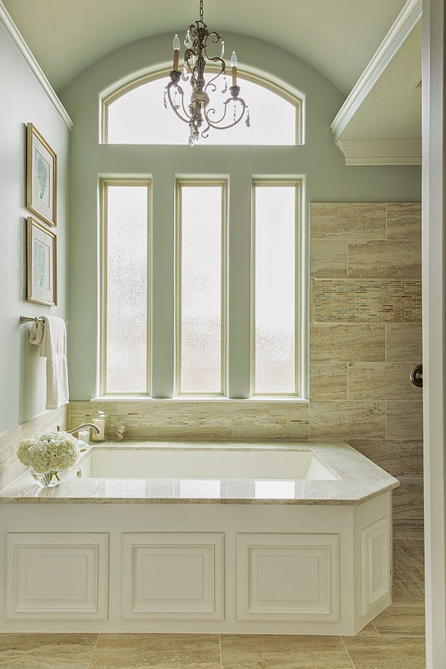 Bathroom. Bathroom Design. Neutral Bathroom Design Ideas. #Bathroom #BathroomDesign #BathroomIdeas