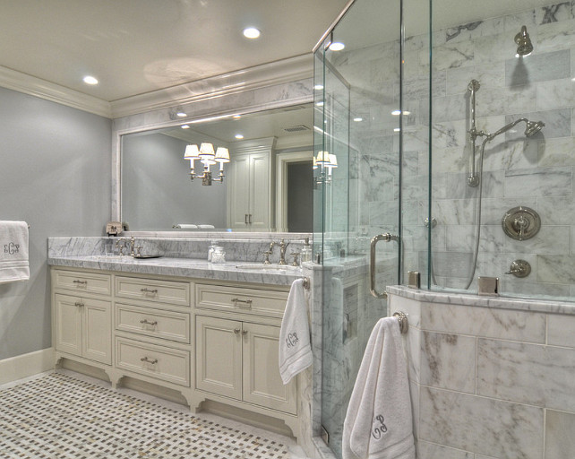 Bathroom. Master Bathroom Ideas. Master Bathroom Design Ideas. #MasterBathroom Spinnaker Development.