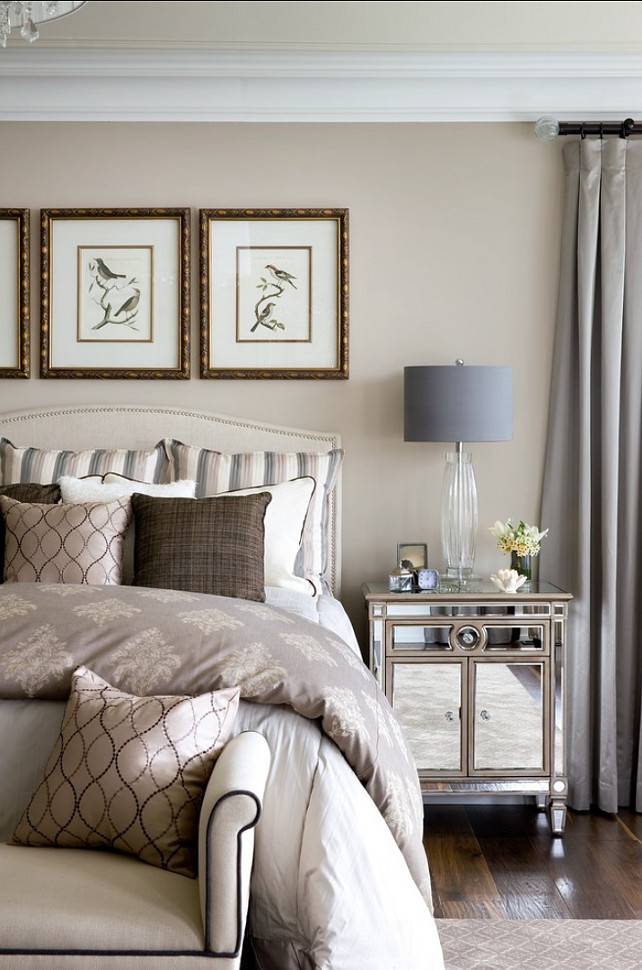 Bedroom. Bedroom Design Ideas. Bedroom Decor. #BedroomDecor #BedroomIdeas. Designed by Jane Lockhart.