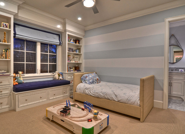 Boys Bedroom Decor Ideas. #BoysBedroomDecor #BoysBedroomDesign