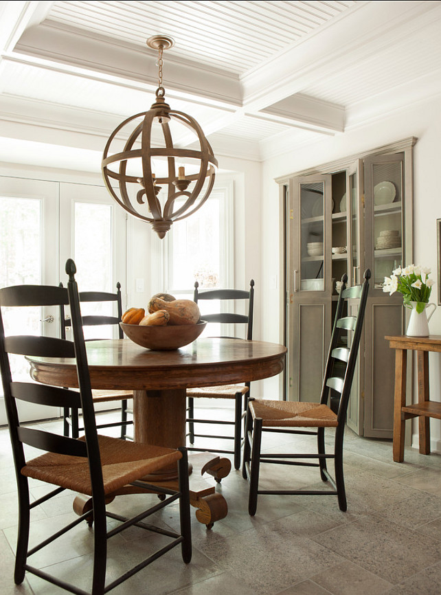 Breakfast Nook. Breakfast Nook Ideas. Breakfast Nook Design #BreakfastNook Mark WIlliams Design Associates.