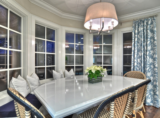 Breakfast Nook. Breakfast Nook Ideas. Breakfast Nook Design. #BreakfastNook Spinnaker Development.