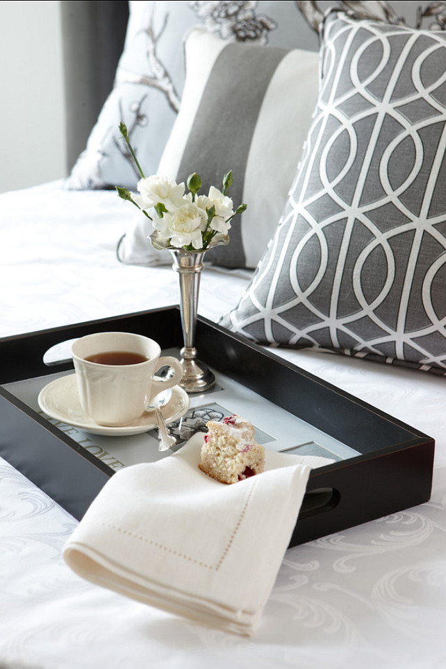 Breakfast in Bed Ideas. #Breakfastinbed Jane Lockhart Interior Design.