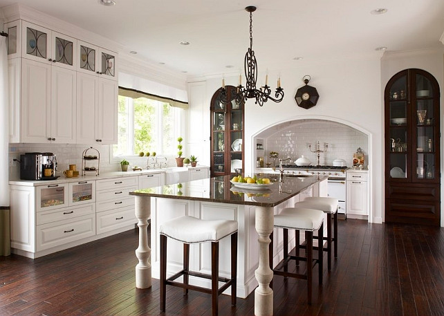 awesome traditional kitchen interior design | 60 Inspiring Kitchen Design Ideas - Home Bunch Interior ...