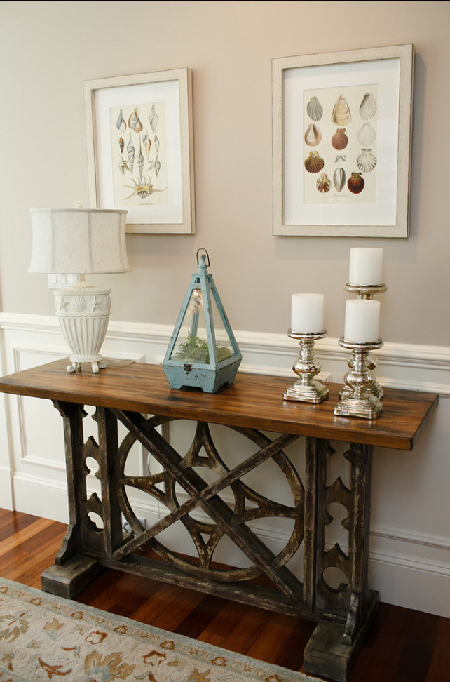 Entryway Design Ideas. Coastal Interiors. Casabella Home Furnishings & Interiors.