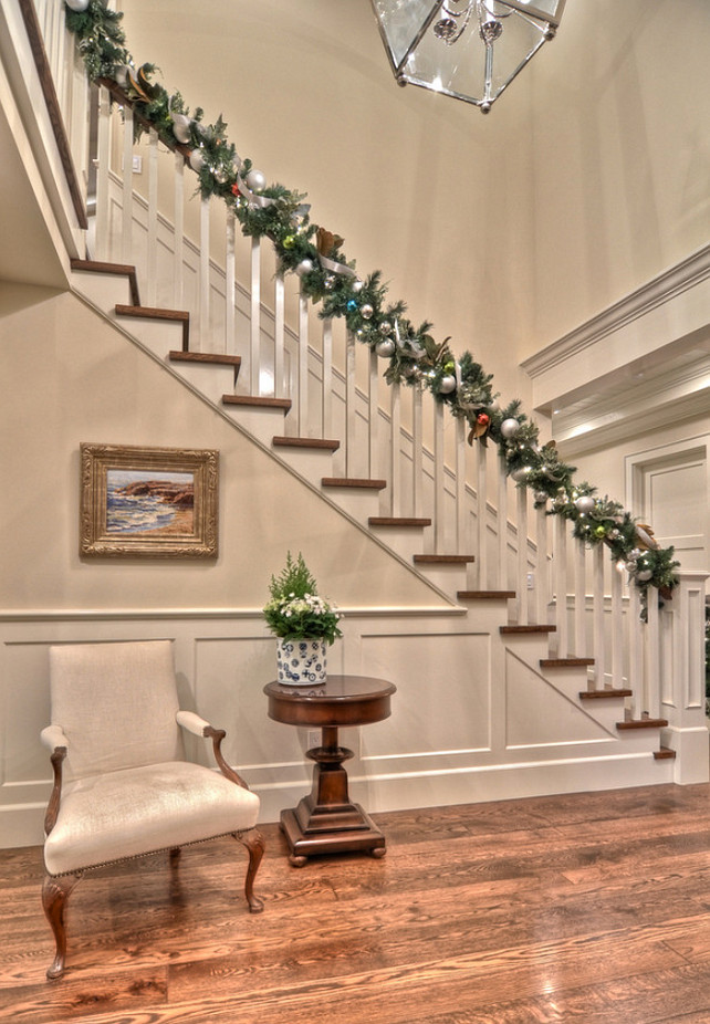 Christmas Decorating Ideas. Interior Christmas Decor Ideas. #ChristmasDecoratingIdeas Spinnaker Development.