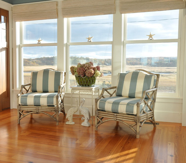Beach House Interiordesign Ideas: Dream Beach Cottage With Neutral Coastal Decor
