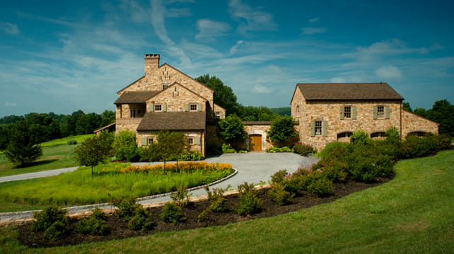 Country Home. Country Home Ideas. Country Home Exterior Design. Griffiths Construction, Inc.