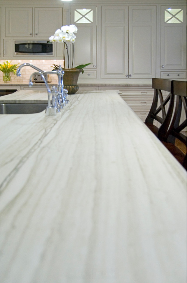 Kitchen Countertop. Quartzite Countertop. Quartzite is a harder and more durable than marble. It less porous, therefore more resistent to stains. Quartzite Countertop. Fox Associates, Inc
