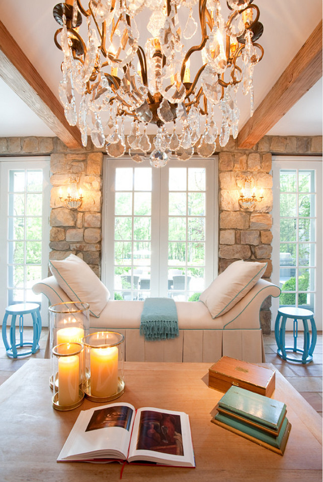 French Interiors. French Interior Design Ideas. Dubinett Architects, llc.