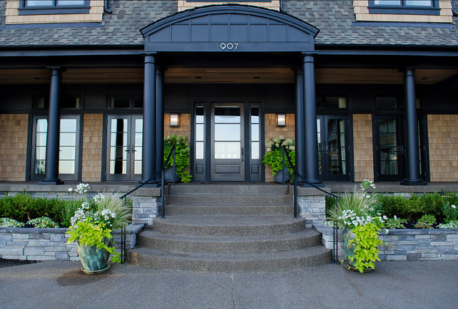 Front Entry and Front Door Ideas.
