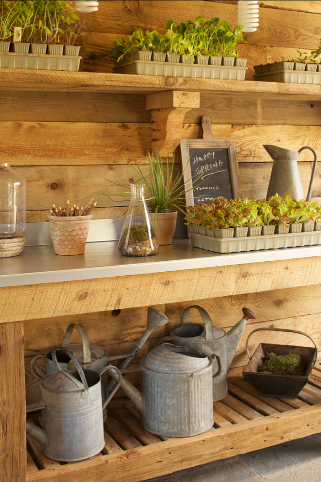 Great Storage Ideas For Your Garden Shed Home Bunch Interior