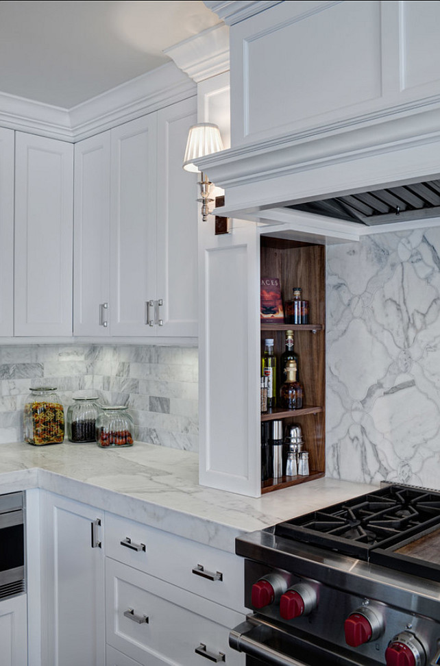 Kitchen Storage Ideas. Kitchen Spice Cabinet Ideas. Jane Kelly, Kitchen and Bath Designer.