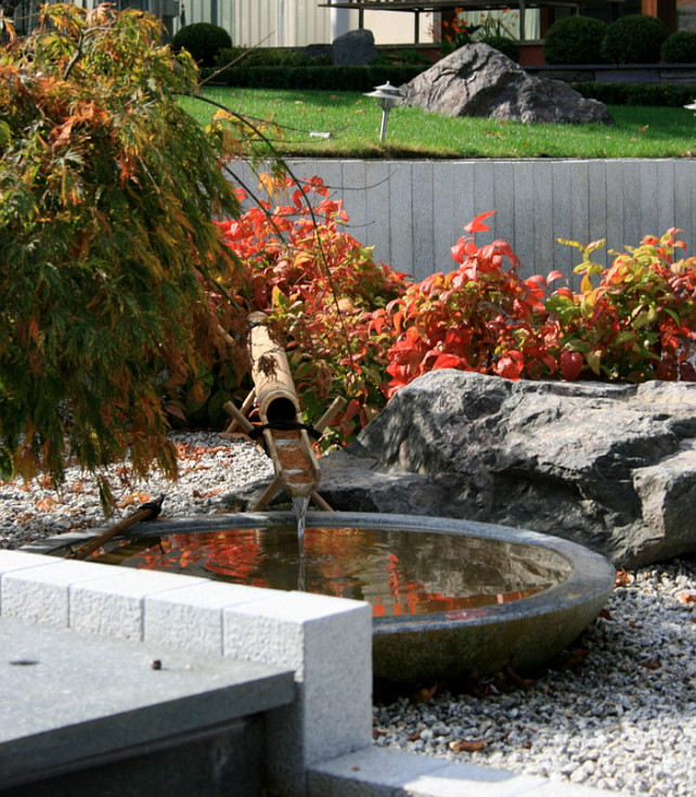 Japanese Garden Ideas. Rhino Rock llp