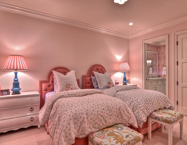 Kids Bedroom Ideas. Girls Bedroom Design Ideas.