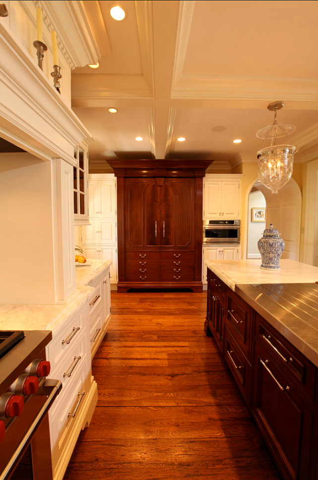 Kitchen Cabinet Ideas. #KitchenCabinet #Kitchen