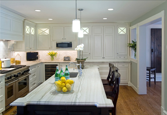 Kitchen Ideas. Kitchen Cabinet Ideas. Fox Associates, Inc.