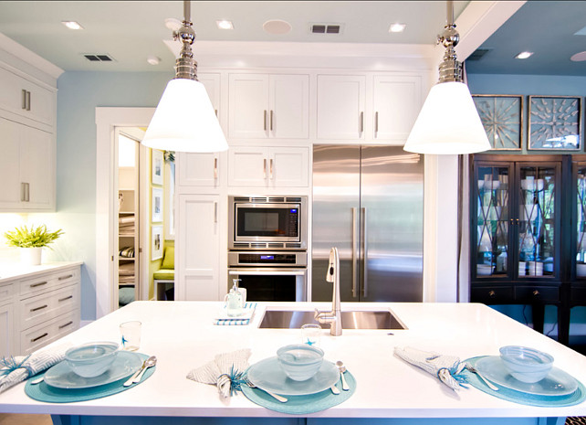 Kitchen Island. Kitchen Island Decor Ideas. #KItchen #Island #KitchenIsland