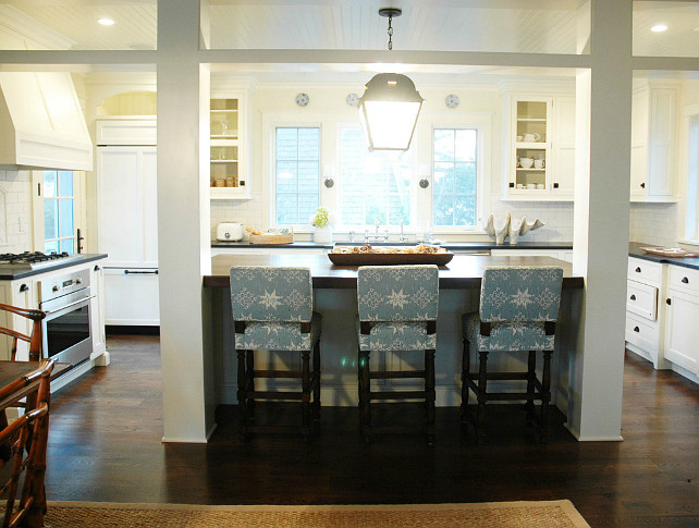 Kitchen. Coastal Kitchen Ideas. Kitchen Design Ideas. Design by Morrison Fairfax Interiors