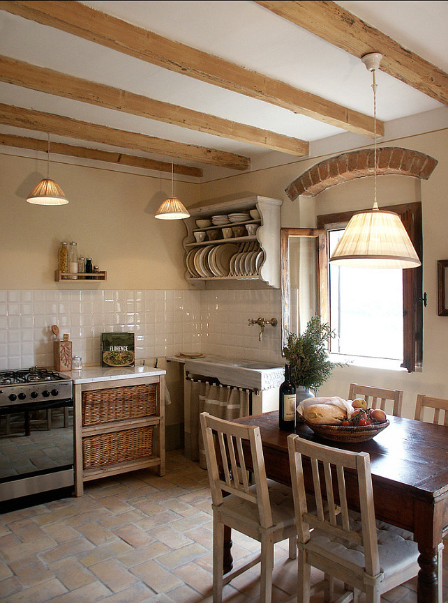 Kitchen. European Kitchen Design Ideas. Lisa Gabrielson Design.