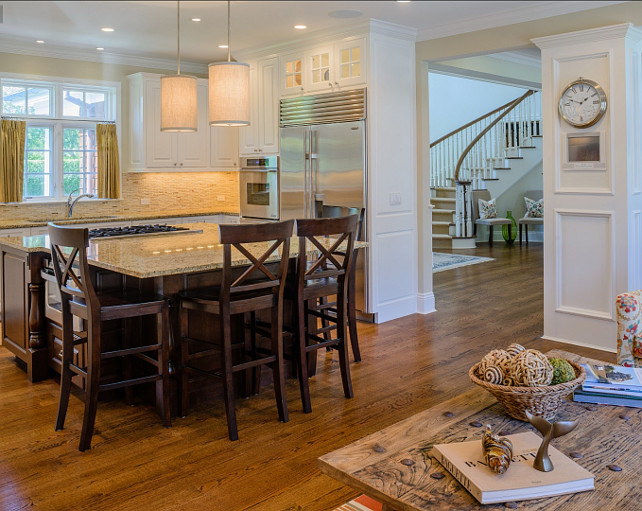Kitchen. Kitchen Design Ideas. Traditional Kitchen. #Kitchen Via Sotheby's Homes.
