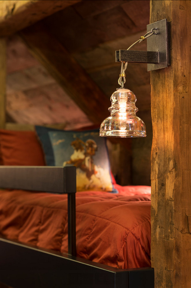 Lighting Ideas. Lighting for Rustic Interiors. The light fixtures in this home were purchased at Filament Lighting in Minnesota.