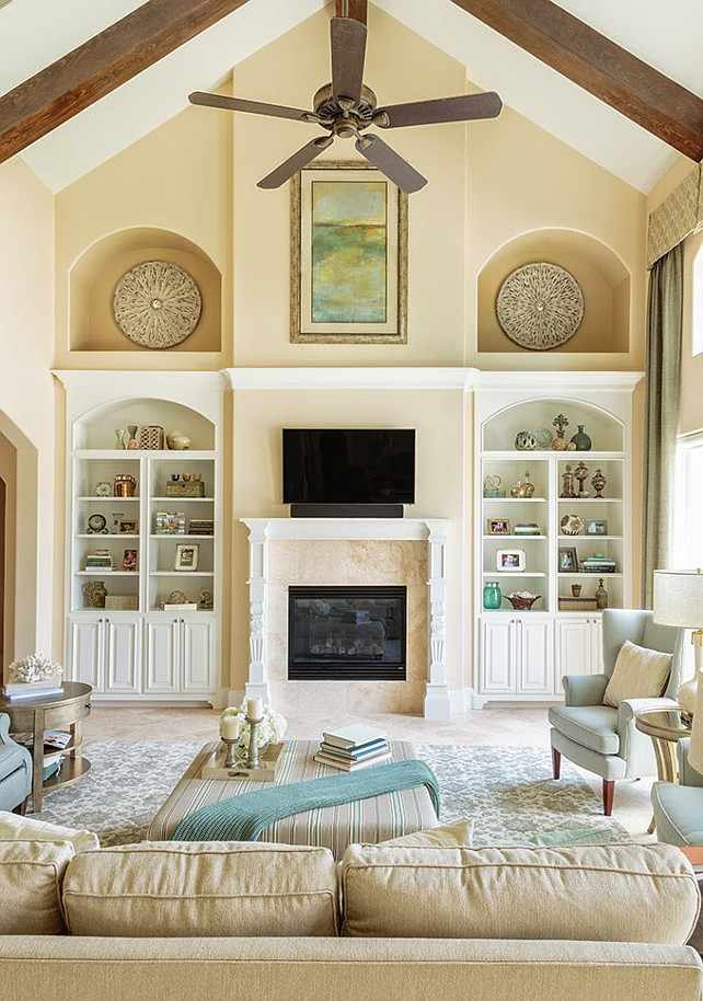Living Room Ideas. Living Room Design Ideas. Neutral Living Room.