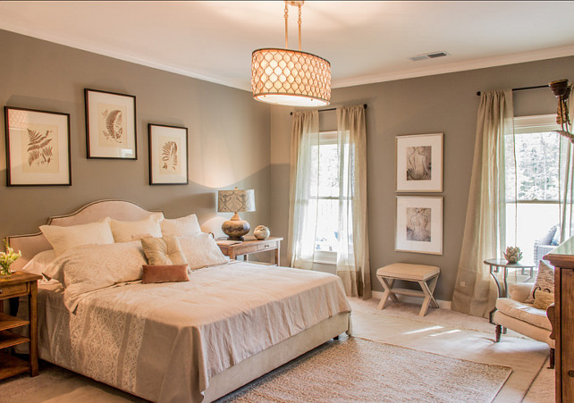 Master Bedroom Decor. Master Bedroom Design. Master Bedroom Ideas. #MasterBedroom Signature Homes.