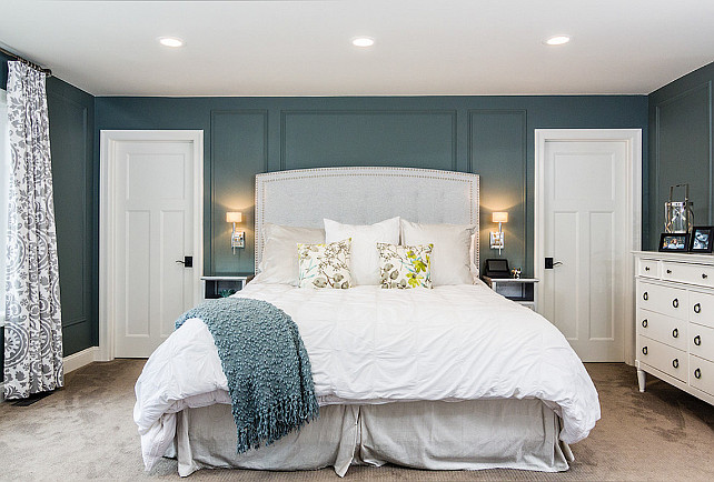master bedroom color ideas family home with stylish transitional interiors home 16017