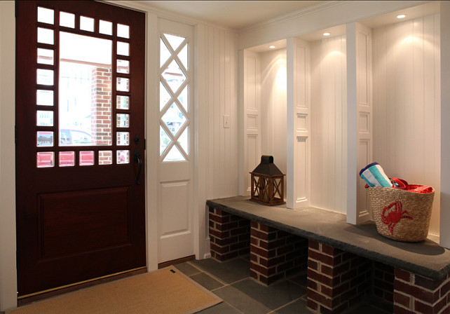 Mudroom Design Ideas. Asher Associates Architects.