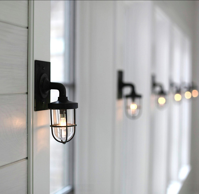 Nautical Sconces.