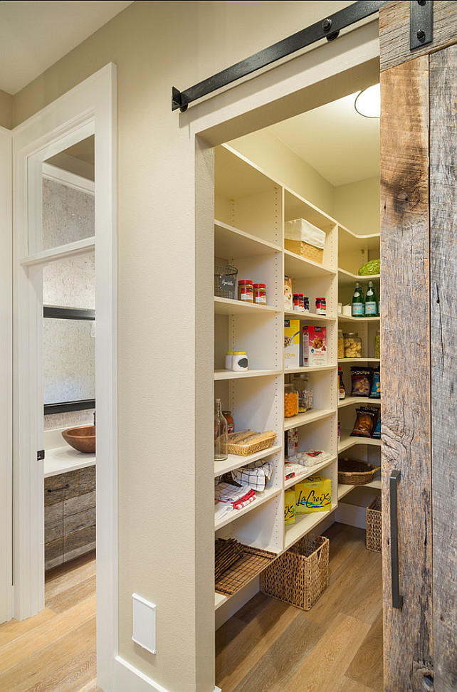 Pantry. Kitchen Pantry. Kitchen Pantry Ideas. Kitchen Pantry Design. #Kitchen #Pantry #KitchenPantry