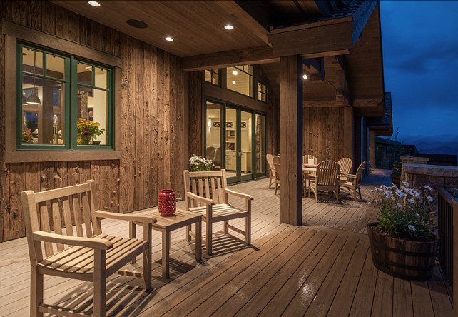 Patio. Rustic Patio Ideas. Patio Furniture. #Patio #RusticPatio #PatioFurniture #PatioIdeas Cameo Homes Inc.