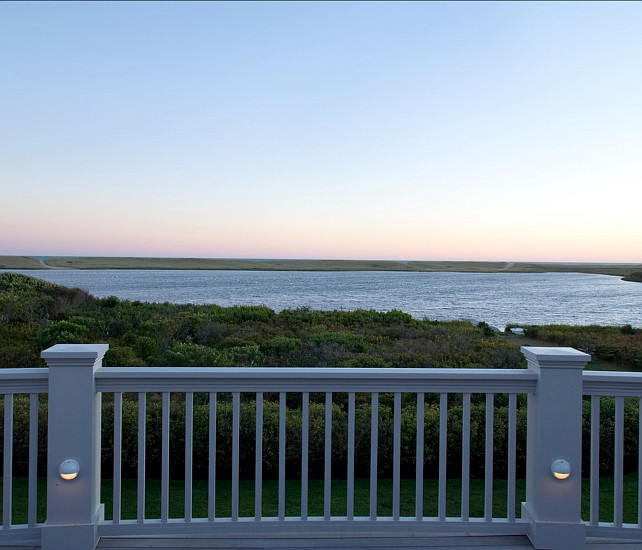 Ocean View. Homes with ocean view. Peaceful ocean view can be enjoyed from this balcony. #OceanView #Ocean #BeachHouses