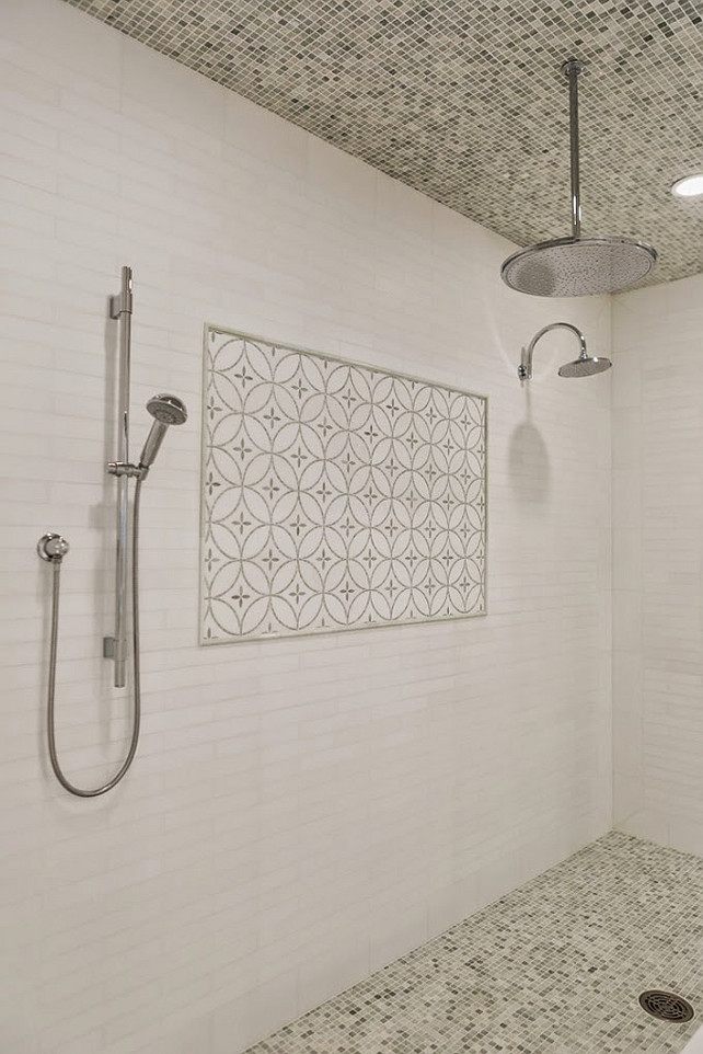 Shower Ideas. Bathroom Shower Ideas. #Shower #Bathroom #ShowerIdeas Brookes + Hill Custom Builders.
