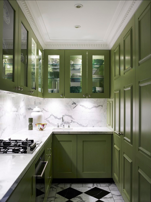 Small Kitchen. Small Apartment Kitchen Ideas. Greg Natale Architects & Building Designers.