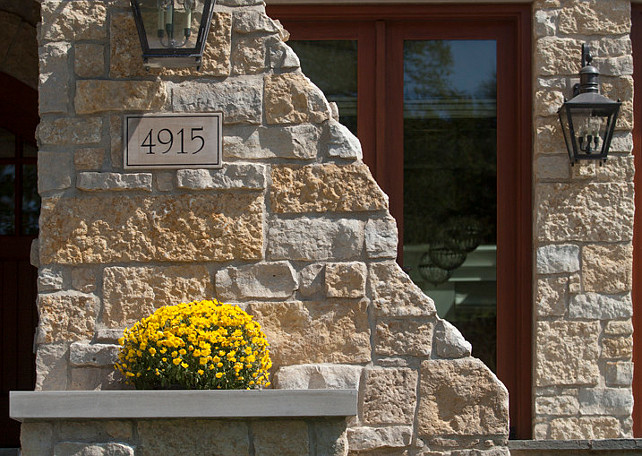 Stone Houses. Beautiful Stone House Architecture. #StoneHouse #StoneEXTERIOR