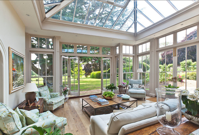 Sunroom Ideas. Sunroom Decor #Sunroom #SunroomIdeas #SunroomDecor #SunroomFurniture Vale Garden Houses