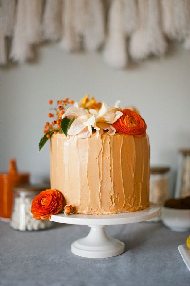 Thanksgiving Dessert Ideas. Via The Sweetest Occasion.
