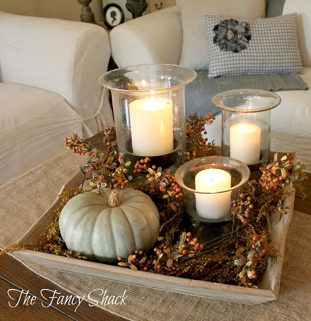 Fall Decorating Ideas Pinterest.50 Thanksgiving Decorating Ideas Home Bunch Interior