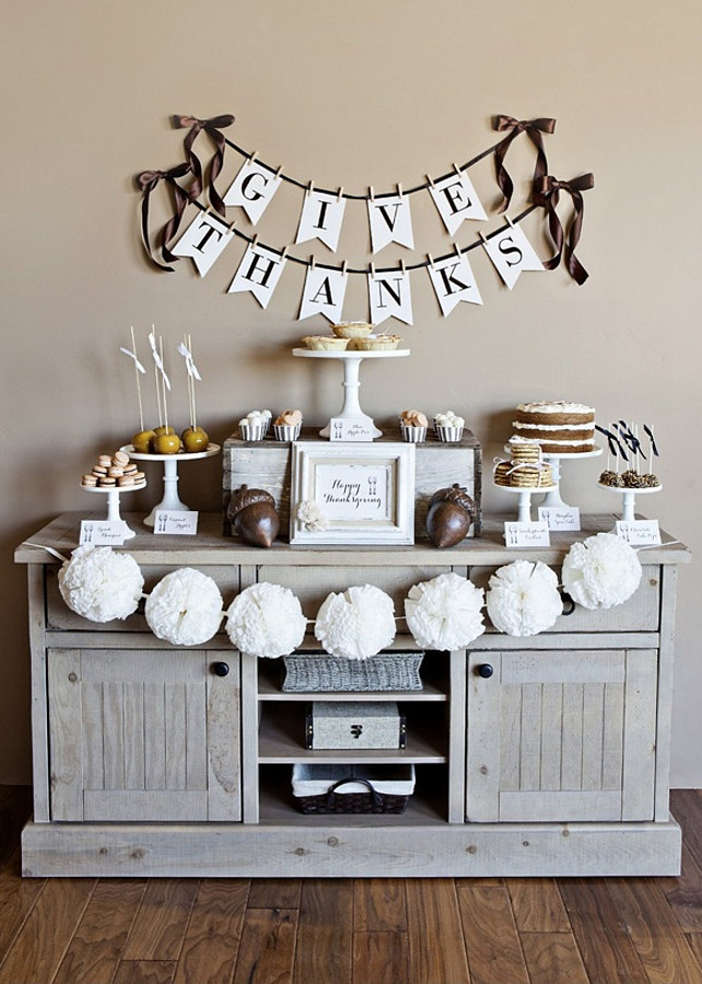 Thanksgiving Printables. Free Thanksgiving Printables. Photo by Jessica Downey.  Via The Tomkat Studio.