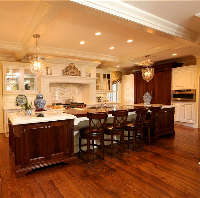 Interior Design Traditional Kitchen: 60 Inspiring Kitchen Design Ideas