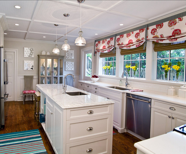 Vintage Inspired Kitchen Design. Studio M Interior Design, Inc.